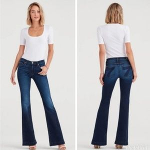 7 For All Mankind | Dojo Flared Jeans (Size 31)